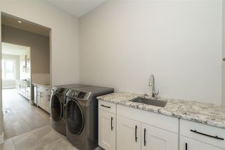 Photo 16: 4610 Knight Point in Edmonton: Zone 56 House Half Duplex for sale : MLS®# E4224095