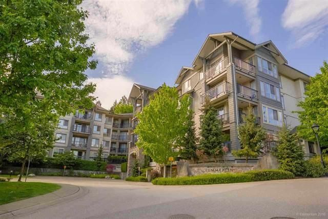 Photo 2: Photos: 202 2958 WHISPER WAY in Coquitlam: Westwood Plateau Condo for sale : MLS®# R2096861