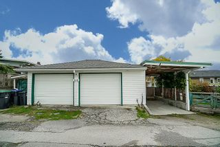 Photo 19: 828 WILLIAM Street in New Westminster: The Heights NW House for sale : MLS®# R2216361