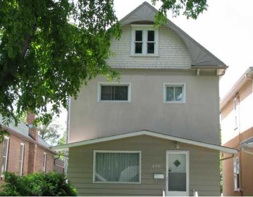 Main Photo: 496 VICTOR Street in WINNIPEG: West End / Wolseley Residential for sale (West Winnipeg)  : MLS®# 2912813