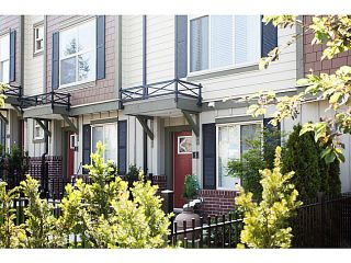 """Photo 1: 3 2845 156 Street in Surrey: Grandview Surrey Townhouse for sale in """"THE HEIGHTS by Lakewood"""" (South Surrey White Rock)  : MLS®# F1441080"""
