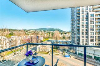 Photo 1: 708 1185 THE HIGH Street in Coquitlam: North Coquitlam Condo for sale : MLS®# R2561101