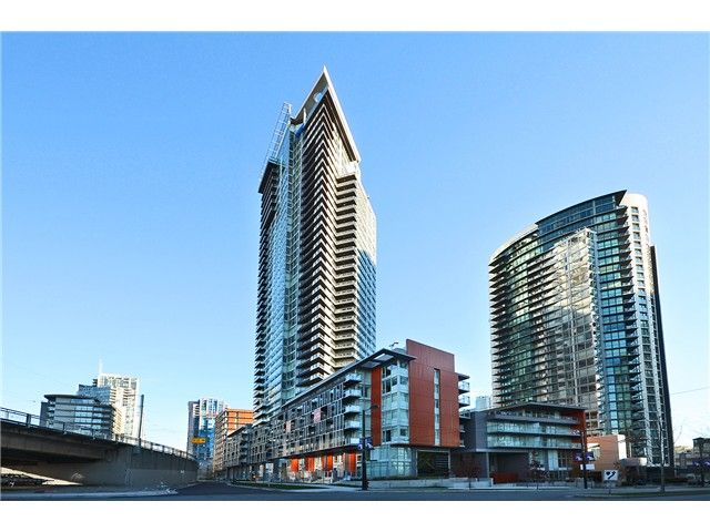 """Main Photo: # 510 1372 SEYMOUR ST in Vancouver: Downtown VW Condo for sale in """"The Mark"""" (Vancouver West)  : MLS®# V1038362"""