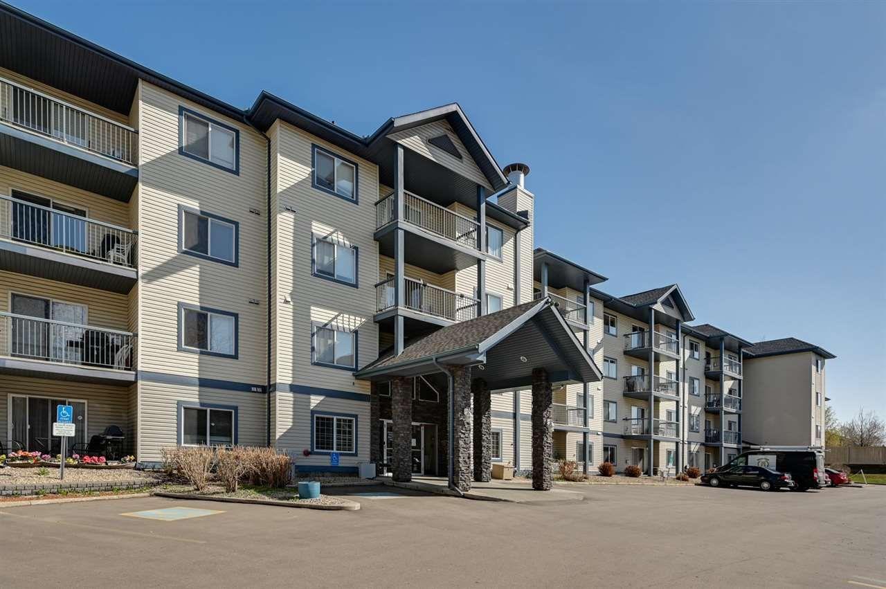 Main Photo: 448 16311 95 Street in Edmonton: Zone 28 Condo for sale : MLS®# E4243249
