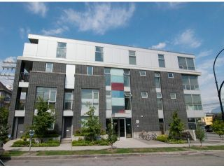 Photo 1: # 410 2511 QUEBEC ST in Vancouver: Mount Pleasant VE Condo for sale (Vancouver East)  : MLS®# V1070604