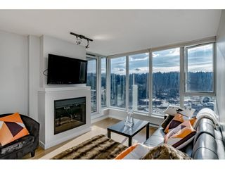 "Photo 1: 2702 660 NOOTKA Way in Port Moody: Port Moody Centre Condo for sale in ""NAHANNI"" : MLS®# R2435006"