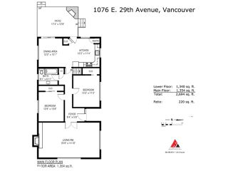 Photo 17: 1076 E 29TH Avenue in Vancouver: Fraser VE House for sale (Vancouver East)  : MLS®# V1062394