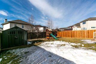 Photo 41: 137 RIDEAU Crescent: Beaumont House for sale : MLS®# E4233940