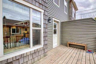 Photo 35: 9502 86 Avenue in Edmonton: Zone 18 House Half Duplex for sale : MLS®# E4241046