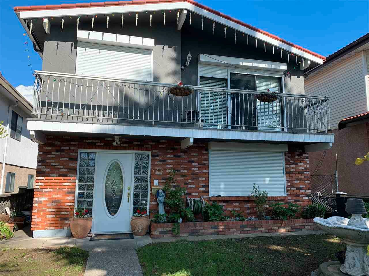 Main Photo: 4224 NANAIMO Street in Vancouver: Collingwood VE House for sale (Vancouver East)  : MLS®# R2579752