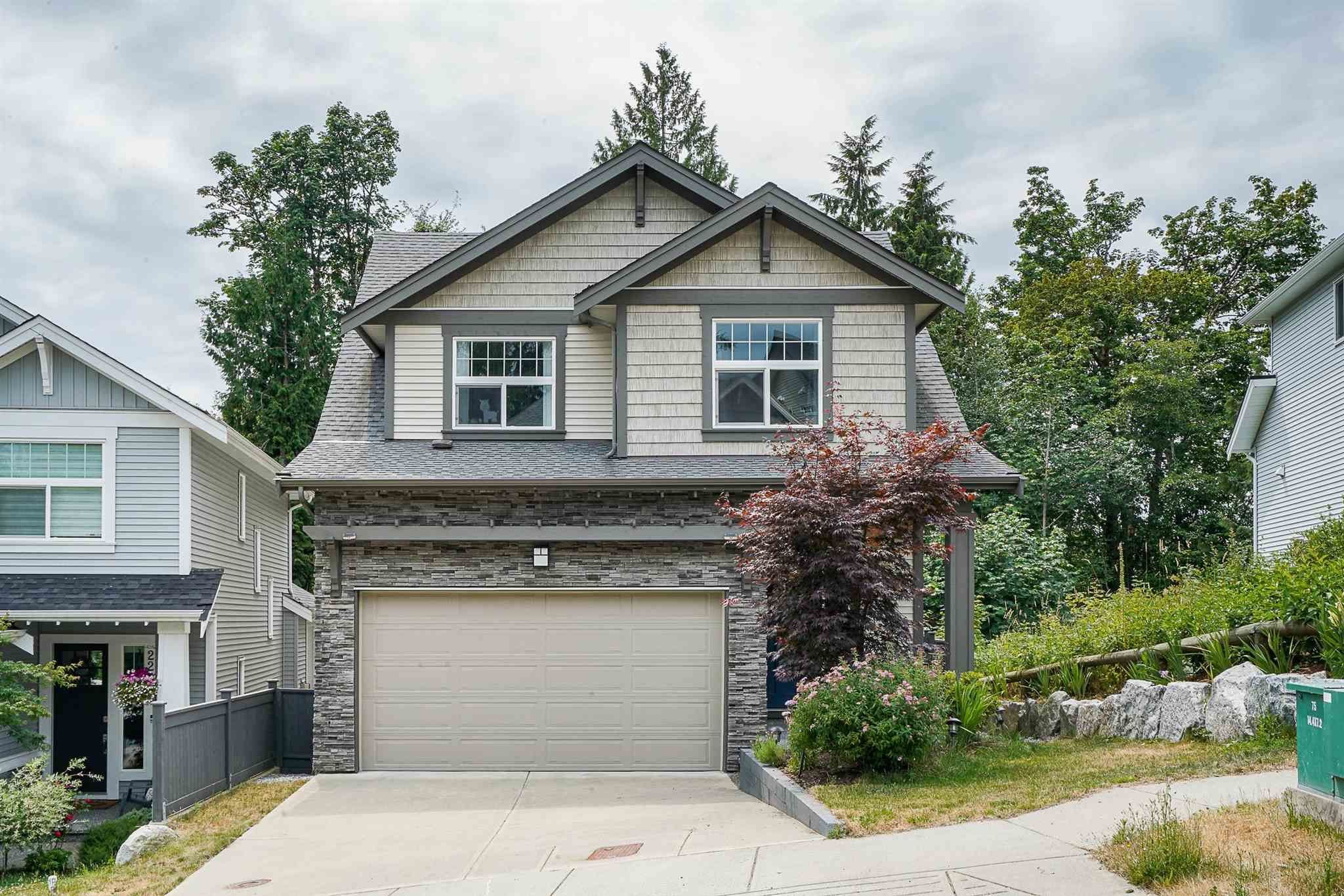 Main Photo: 22821 NELSON Court in Maple Ridge: Silver Valley House for sale : MLS®# R2601221