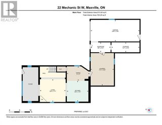 Photo 28: 22 MECHANIC STREET W in Maxville: House for sale : MLS®# 1253500