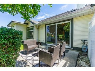 """Photo 28: 106 19649 53 Avenue in Langley: Langley City Townhouse for sale in """"Huntsfield Green"""" : MLS®# R2595915"""