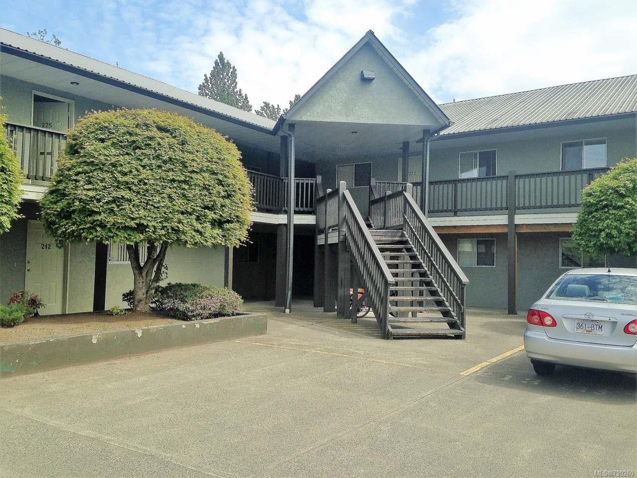 Main Photo: 211 1540 PIERCY Avenue in COURTENAY: CV Courtenay City Condo for sale (Comox Valley)  : MLS®# 799260