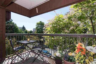 """Photo 18: 410 2920 ASH Street in Vancouver: Fairview VW Condo for sale in """"Ash Court"""" (Vancouver West)  : MLS®# R2191803"""