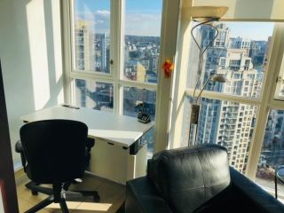 """Photo 11: 2606 1199 SEYMOUR Street in Vancouver: Downtown VW Condo for sale in """"BRAVA"""" (Vancouver West)  : MLS®# R2590531"""