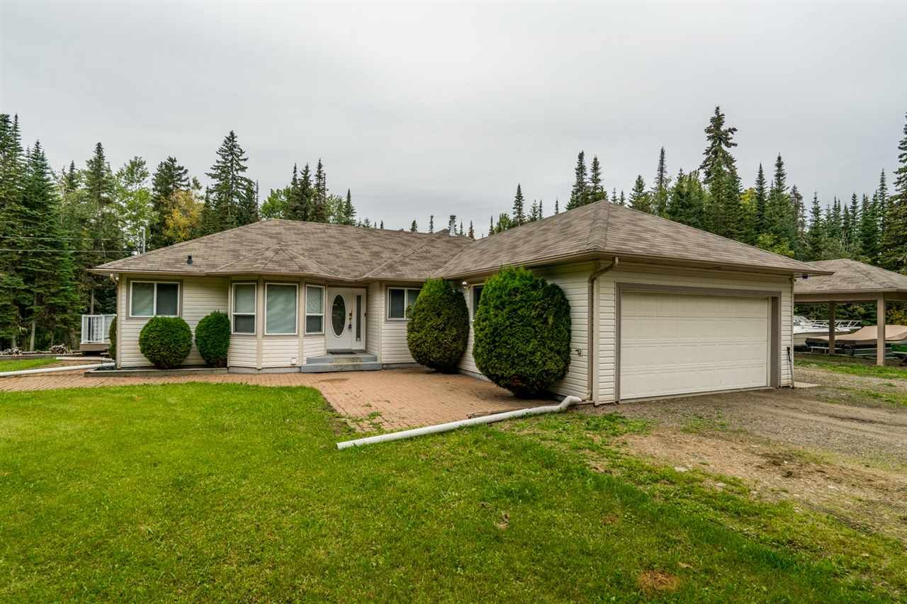 Main Photo: 8610 CLOVER Road in Prince George: Shelley House for sale (PG Rural East (Zone 80))  : MLS®# R2498061