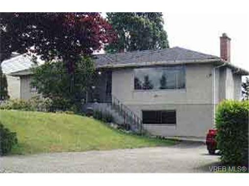 Main Photo: 1075 Gosper Cres in VICTORIA: Es Kinsmen Park House for sale (Esquimalt)  : MLS®# 160346