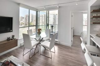 """Photo 8: 1602 1500 HOWE Street in Vancouver: Yaletown Condo for sale in """"THE DISCOVERY"""" (Vancouver West)  : MLS®# R2101112"""
