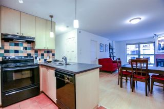 Photo 4: 808 819 HAMILTON STREET in Vancouver: Downtown VW Condo for sale (Vancouver West)  : MLS®# R2118682