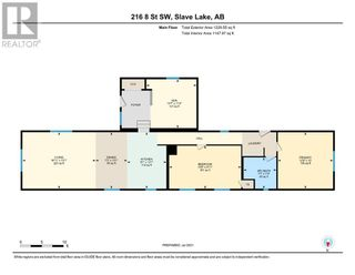Photo 20: 216 8 Street SW in Slave Lake: House for sale : MLS®# A1129821