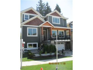 Photo 2: 1307 HOLLYBROOK ST in Coquitlam: Burke Mountain House for sale : MLS®# V1019035