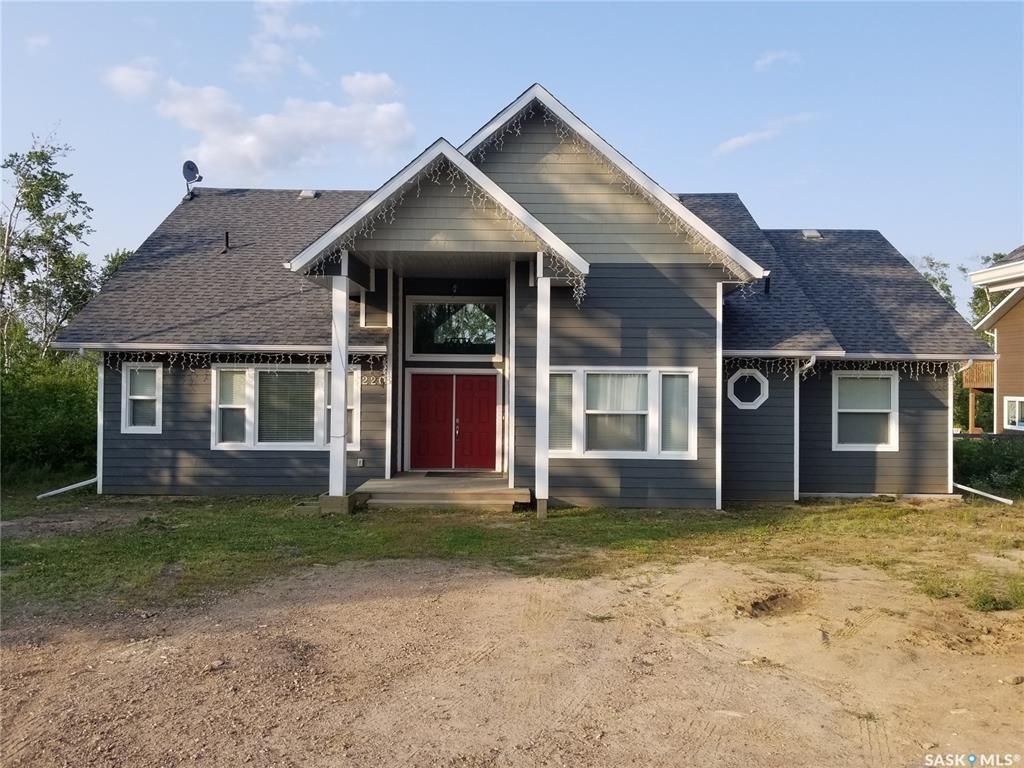 Main Photo: 220 Churchill Lake Drive in Buffalo Narrows: Residential for sale : MLS®# SK849845
