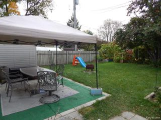 Photo 11: 646 Government Avenue in WINNIPEG: East Kildonan Residential for sale (North East Winnipeg)  : MLS®# 1424199