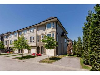 Photo 1: 119 7938 209 Street in Langley: Willoughby Heights Townhouse for sale : MLS®# R2270725