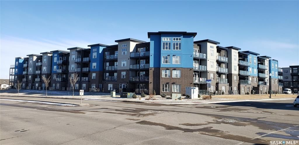 Main Photo: 214 5301 Universal Crescent in Regina: Harbour Landing Residential for sale : MLS®# SK846718