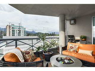 """Photo 8: 601 160 E 13TH Street in North Vancouver: Central Lonsdale Condo for sale in """"THE GRANDE"""" : MLS®# V1027451"""