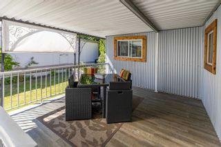 "Photo 5: 71 7850 KING GEORGE Boulevard in Surrey: East Newton Manufactured Home for sale in ""Bear Creek Glen"" : MLS®# R2614023"