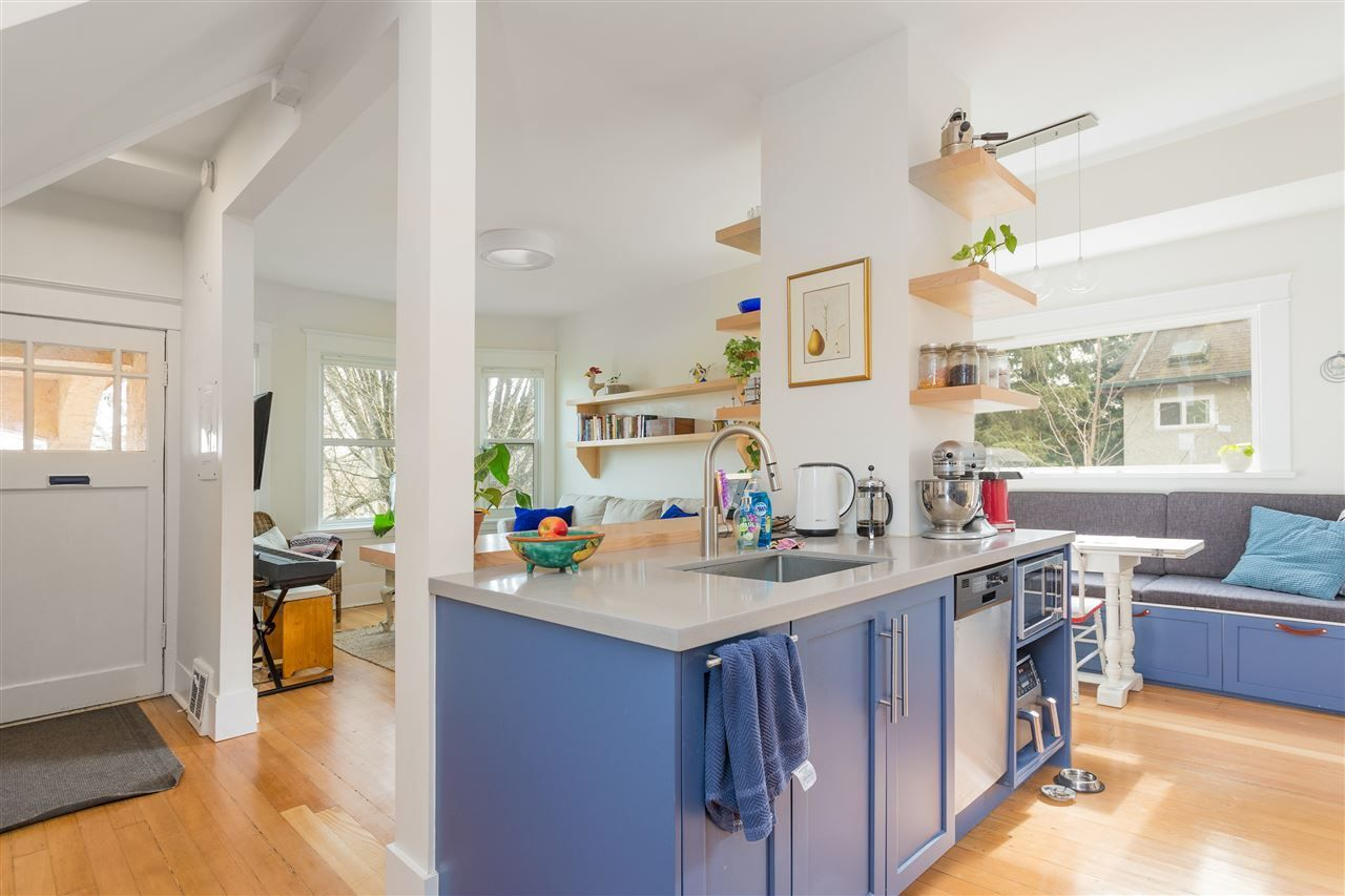 """Main Photo: 297 E 17TH Avenue in Vancouver: Main House for sale in """"MAIN STREET"""" (Vancouver East)  : MLS®# R2554778"""