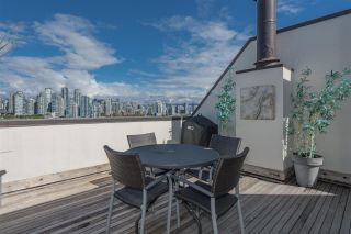 """Photo 15: 1165 W 7TH Avenue in Vancouver: Fairview VW Townhouse for sale in """"FAIRVIEW MEWS"""" (Vancouver West)  : MLS®# R2208727"""