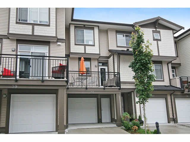 Main Photo: 38 19433 W 68th Avenue in Langley: Clayton Townhouse for sale : MLS®# F1449110