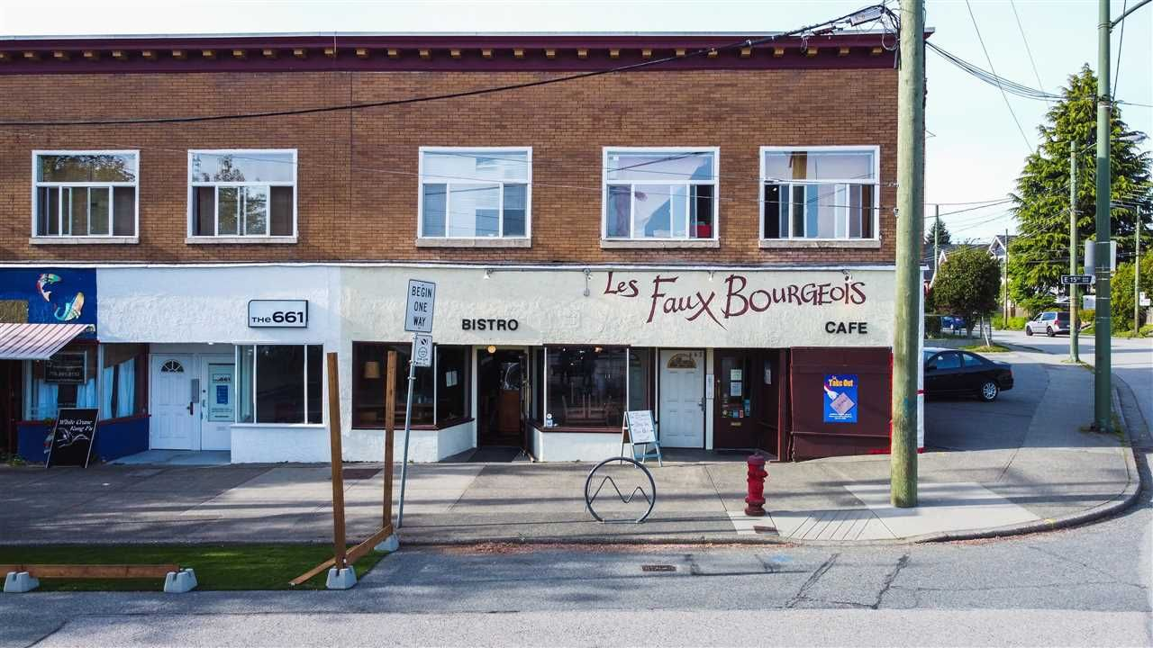 Main Photo: 657 E 15TH Avenue in Vancouver: Mount Pleasant VE Multi-Family Commercial for sale (Vancouver East)  : MLS®# C8038361