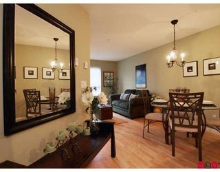 """Photo 6: 119 19750 64TH Avenue in Langley: Willoughby Heights Condo for sale in """"The Davenport"""" : MLS®# F2814814"""