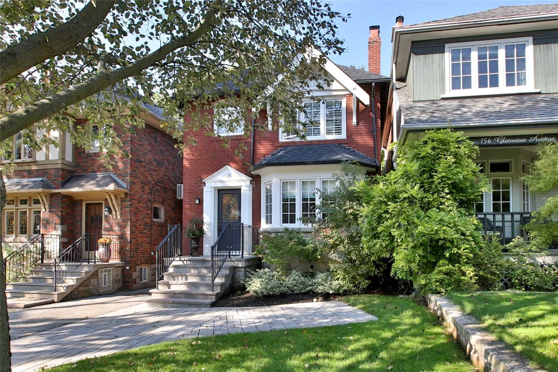 Main Photo: 158 Glenview Avenue in Toronto: Lawrence Park South House (2-Storey) for sale (Toronto C04)  : MLS®# C5222173