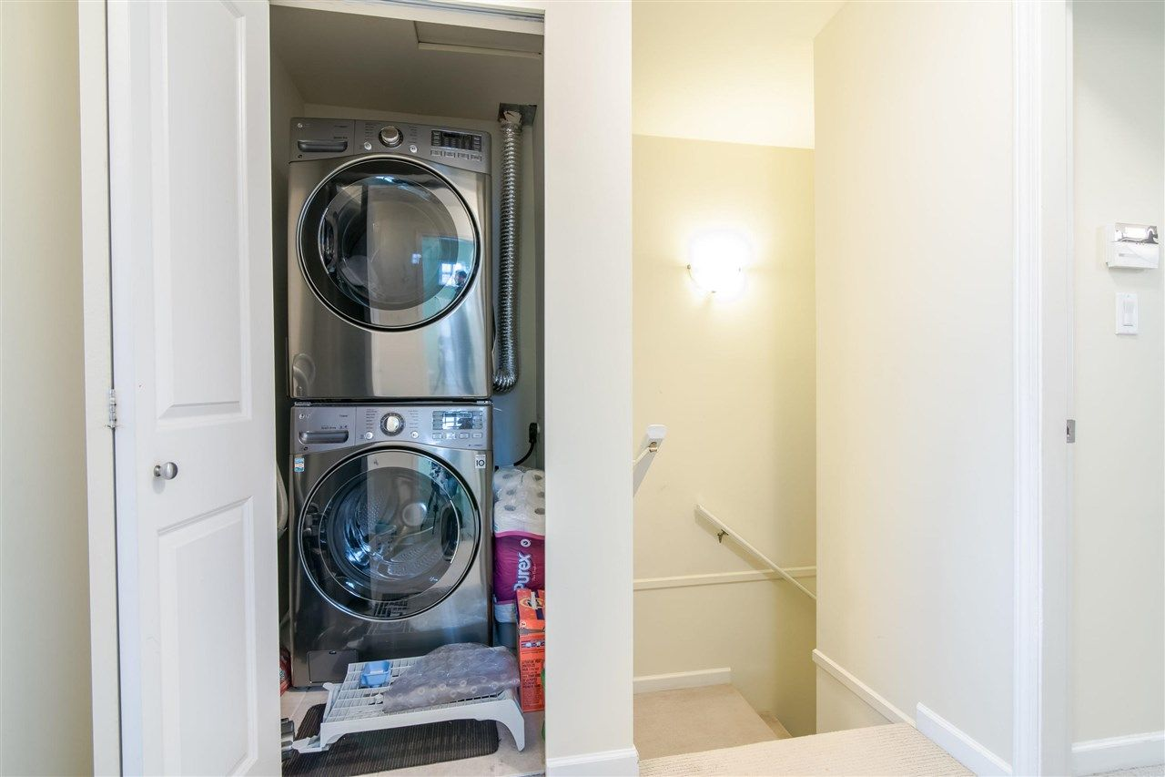 """Photo 15: Photos: 4 935 EWEN Avenue in New Westminster: Queensborough Townhouse for sale in """"COOPERS LANDING"""" : MLS®# R2355621"""