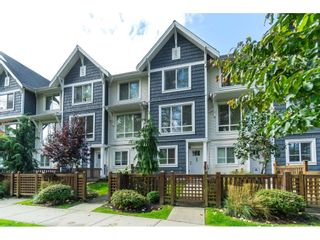 """Photo 1: 4 3039 156 Street in Surrey: Grandview Surrey Townhouse for sale in """"NICHE"""" (South Surrey White Rock)  : MLS®# R2502386"""