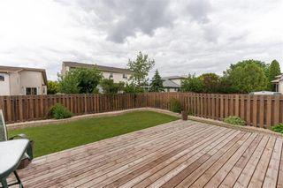 Photo 33: 34 Foxmeadow Drive in Winnipeg: Linden Woods Residential for sale (1M)  : MLS®# 202112315