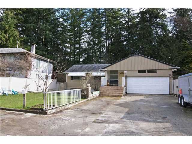 Main Photo: 2586 Hoskins Road in North Vancouver: Westlynn Terrace House for sale : MLS®# V986299