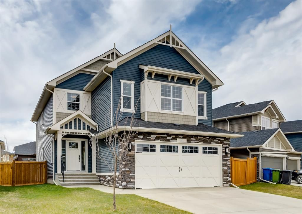 Main Photo: 141 Kinniburgh Gardens: Chestermere Detached for sale : MLS®# A1104043