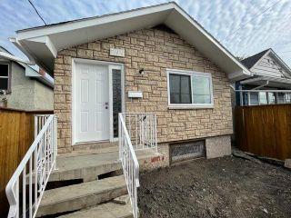 Photo 1: 799 Alexander Avenue in Winnipeg: Weston Residential for sale (5D)  : MLS®# 202124081