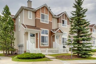 Main Photo: 78 Tuscany Court NW in Calgary: Tuscany Row/Townhouse for sale : MLS®# A1131729