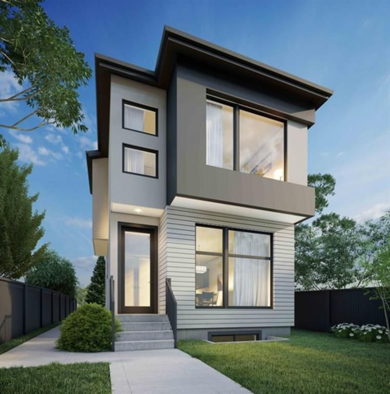 Main Photo: 4516A 72 Street NW in Calgary: Bowness Detached for sale : MLS®# A1135117