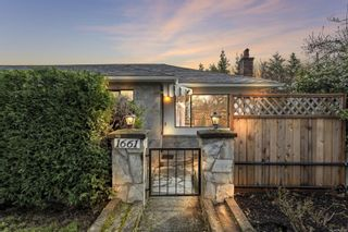 Photo 1: 1661 Begbie St in : Vi Fernwood House for sale (Victoria)  : MLS®# 866720