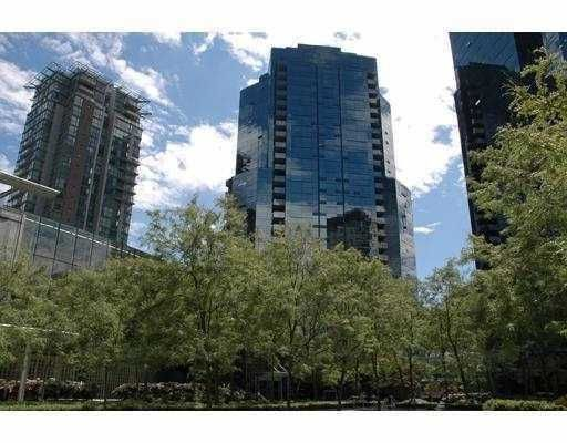 "Main Photo: 2805 1050 BURRARD Street in Vancouver: Downtown VW Condo for sale in ""WALL CENTRE"" (Vancouver West)  : MLS®# V778994"