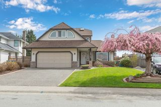 "Photo 1: 18740 62A Avenue in Surrey: Cloverdale BC House for sale in ""EAGLE CREST"" (Cloverdale)  : MLS®# R2560430"