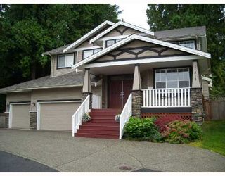 Photo 1: 21514 SPRING Avenue in Maple_Ridge: West Central House for sale (Maple Ridge)  : MLS®# V720523